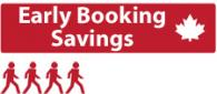 CT Rating 4 Very Challenging with Early Booking Savings