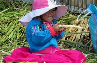 Girl in Peru - by J Ferguson Photo Contest 2017 Honourable Mention