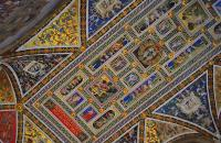 Incredible ceiling art in Siena, Tuscany - by B Kappel Photo Contest 2017 Honourable Mention