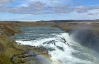 Photo Contest honourable mention, Gullfoss Waterfall in Iceland - credit Wilma Yurko