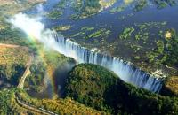Honourable mention by Al Bannister - Majestic Victoria Falls!