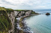 Scenic views in Northern Ireland