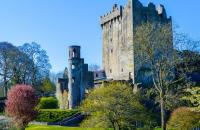 Blarney Castle, the home of the Blarney Stone