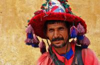 See the mixed cultural influences from Arabs, Berbers, and others...