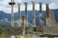 Visit Volubilis, an impressive UNESCO World Heritage Site