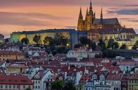 Prague, one of Europe's most beautiful cities