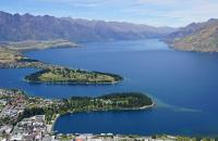 Queenstown, New Zealand offers incredible views!