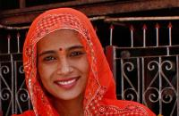 Bright face of Rajasthan by Isabelle Pollock, Photo Contest honourable mention 2018