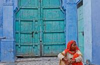 The Blue City (Jodhpur) by Isabelle Pollock, Photo Contest honourable mention 2018