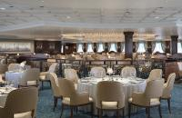 This is where you will treat your taste buds every day - Credit Oceania Cruises