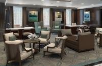 Enjoy some relaxing time in the luxurious living room - Credit Oceania Cruises