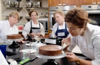No one will be able to resist your new favourite recipe of chocolate cake! - Credit Holland America Line