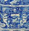 See fascinating tile murals in Porto, Portugal
